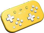8Bitdo Lite Bluetooth Gamepad for Nintendo Switch Lite, Nintendo Switch & Windows (Yellow Edit