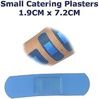 5Stück qualicare Premium Ultra Dünn Blau Catering First Aid Wunde Schnitt kleine Pflaster Dressings 1,9cm x... preisvergleich bei billige-tabletten.eu