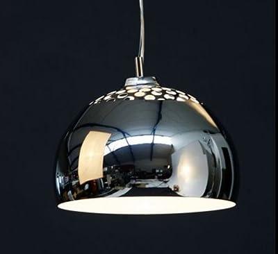 Invicta Interior Chrome Ball Designer Hängeleuchte chrom 30 cm von Invicta Interior auf Lampenhans.de