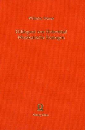 Hildegard von Hohenthal: Musikalische Dialogen