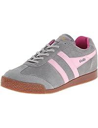 Gola Damen Harrier Suede Sneakers