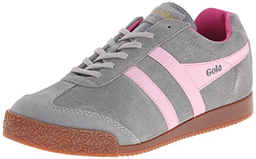 Gola - Harrier, Scarpe Outdoor Multisport da donna Grau (Grey/Pink/Fuchsia)