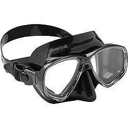 Cressi Marea Masque de Snorkeling/Plongée- Noir