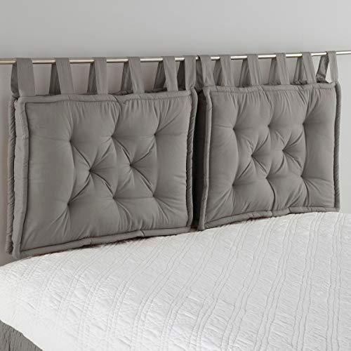 La redoute interieurs cuscino testata del letto in puro cotone, scenario 50 x