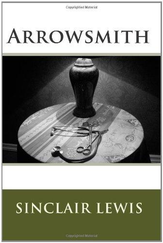 Book cover for Arrowsmith