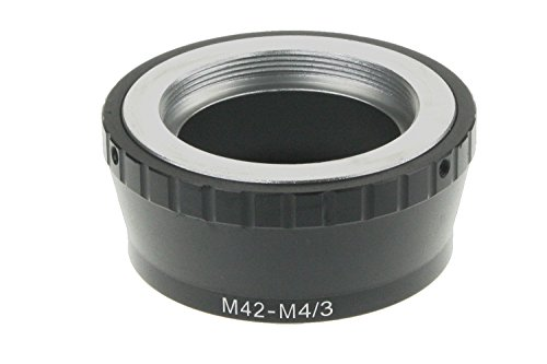 Berlin Optix M42-M4/3 Kamera Objektiv Adapter Micro Four Thirds M4/3 MFT Ring M 42 Schraubgewinde Screw