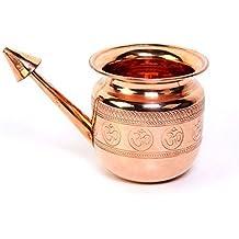 Little Teekannen mit lang Ausgie/ßern buycrafty Traveller s Neti Pot f/ür Nasale Reinigung Wirtschaft leichtes Neti Pot kompakt /& Travel Freundlicher Handlich