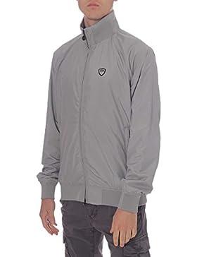 Emporio Armani EA7 cazadoras chaqueta de hombre nuevo gris