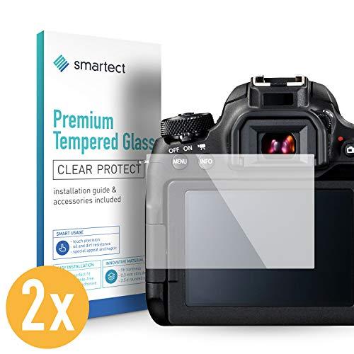 Smartect Protector Pantalla Canon EOS 77D [2 Unidades]