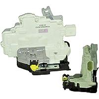 D2P Para Seat Leon 1.6 LPG/TDI lateral trasero derecho cerradura de la puerta con central Lock 1p0839016