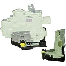 D2P para Seat Leon 1.6 LPG/TDI Lateral Trasero Derecho Cerradura de la Puerta con