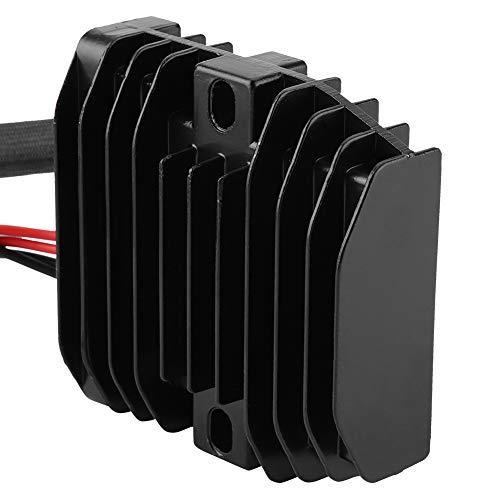Regolatore di tensione del motociclo, raddrizzatore del regolatore di tensione del motociclo della lega di alluminio T1300560