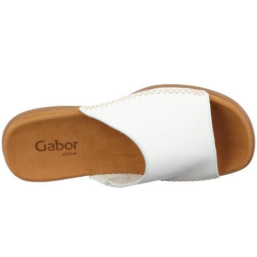 Gabor 03.705.21, femme Blanc