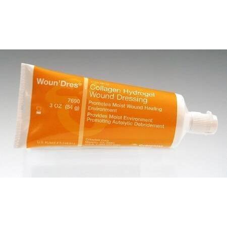 Collagen Wound Gel, 3oz, 1 ea by Coloplast Inc.
