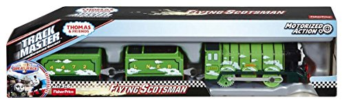 Thomas & Friends DFM88 TrackMaster Flying Scotsman Spielset (Eisenbahn Thomas Motorisierte)
