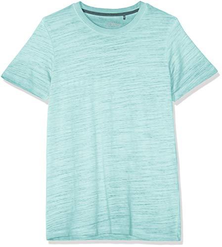 s.Oliver Herren 03.899.32.4584 T-Shirt, Blau (Light Cyan 6053), X-Large (Herstellergröße: XL) -