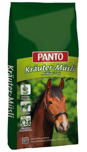Panto Kräuter-Müsli, 1er Pack (1 x 20 kg) -