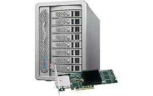 Sonnet Fusion DX800RAID 24 To + Controlleur RAID 5