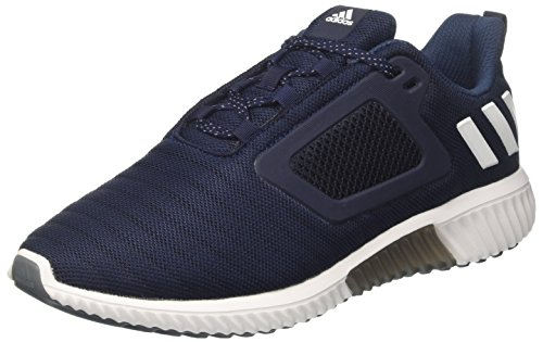 adidas Herren Climacool Laufschuhe, Blau (Collegiate Navy/Footwear White/Night Metallic), 45 1/3 EU (Golf Climacool)