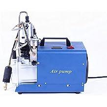 Alta presión 30 mpa Compresor eléctrico bomba PCP Bomba de aire ...