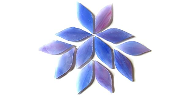Sugar Plum 50g Large Petals Stained Glass