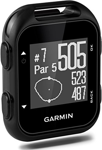 Garmin Approach G10 GPS-Golfclip - 40.000 int. Golfplätze, im Kleinstformat, Distanzanzeige, Scorecard