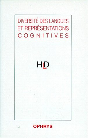 Diversité des langues et représentations cognitives
