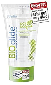 Gel Lubrifiant 100% Biologique Bioglide 150 ml de Joydivision (91204)