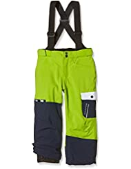 Dare 2b Kid 's participar–Pantalones de nieve, unisex-kids, color Verde - lime green, tamaño 26-Inch