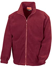 Result Full Zip Active Fleece Jacket, Forest Green, X-Small