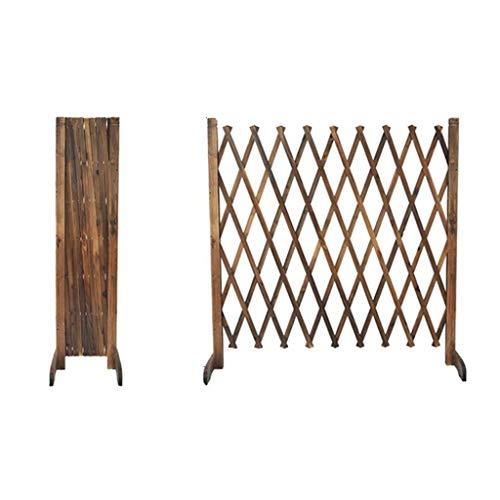 Fence H-Zaun Staketenzaun Ausziehbare Instant-Zaun, Gartenzaun Gartenpflanze Erweiterung Zaun Tier Barrier Holzsichtschutz (Size : 90cm)