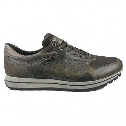 Igi&Co USR1 herren, wildleder, sneaker low Taupe
