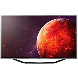 """LG 55UH625V - TV de 55"""" (LED, UHD 4K 3840 x 2160, Smart TV webOS3.0, Wifi, HDMI, USB) plata"""