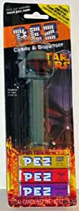 Pez Candy Dispenser: Star Wars Boba Fett Blister Card
