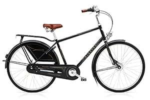 Vélo Hollandais ELECTRA Amsterdam 8i Royal noir Homme