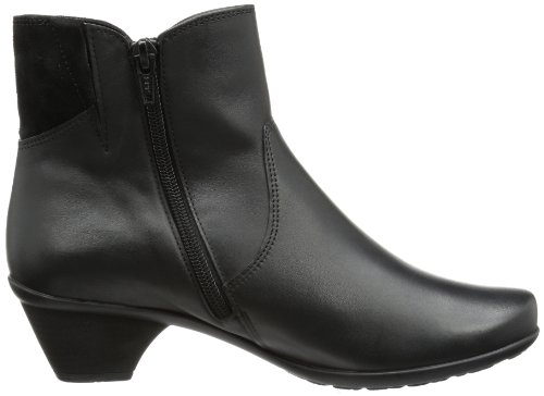 Gabor Shoes Comfort 76.553.57 Damen Stiefel Schwarz (schwarz (Micro))