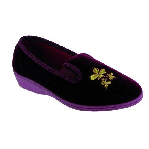 Mirak, Pantofole donna Rosa