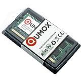 QUMOX 8 Go DDR3 1 333 8 Go PC3-10600 SO-DIMM PC3 RAM mémoire d'ordinateur portable 204pin CL9