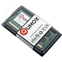 QUMOX RAM 8GB Memoria SO-DIMM DDR3 1333 PC3-10600 PC3 204pin CL9 para ordenador portátil