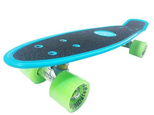 """Ridge Skateboards - 22\"""" cruiser with griptape - Komplettes Skateboard"""