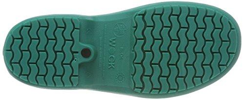 WOCK Bloc, Zoccoli Unisex – Adulto verde (verde)