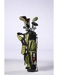 Golf36 600-AKSET3GRB09 Set de golf Enfant Vert 3