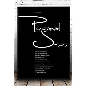 Poster 30x42cm. Depeche Mode Presse