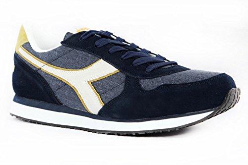Diadora K-Run C Ii, Sneaker a Collo Basso Unisex – Adulto Blu