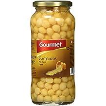 Gourmet - Garbanzos, 560 g, Pack de 6