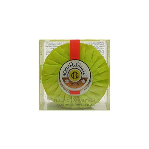 Roger Gallet Fleur D'osmanthus Perfumed Soap 100gr - Gallet Perfumed Soap