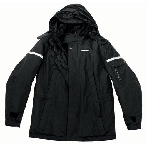 Spidi Cadillac rain jacket - Black S