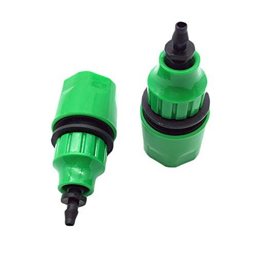 Adhere To Fly Raccord pour tuyau d'arrosage télescopique en forme de tétine