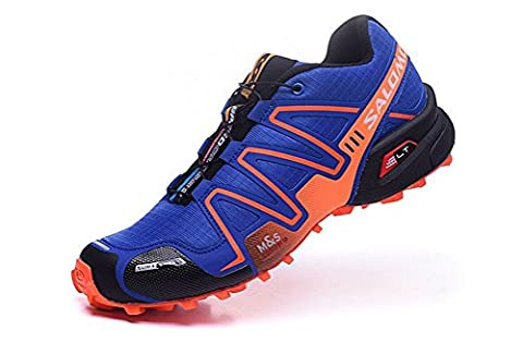Salomon Speed Cross III mens - DHL UK (USA 11) (UK 10) (EU 45)