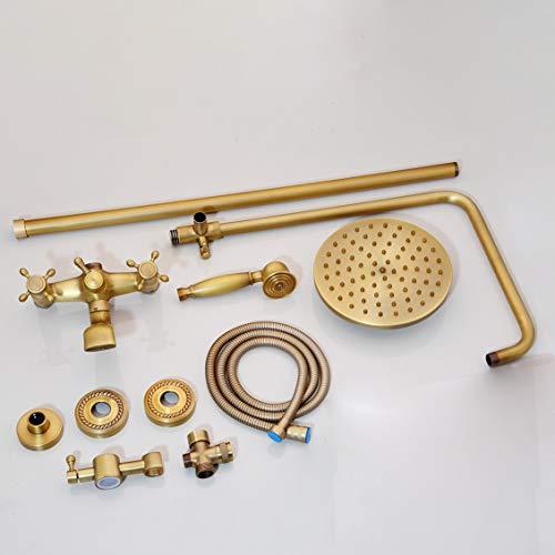 Zoom IMG-2 rubinetto per doccia in ottone
